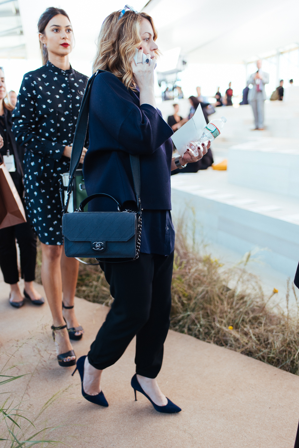 37ef049bbd24 The Best Bags of NYFW Spring 2016 Street Style – Day 6 - Page 2 of ...