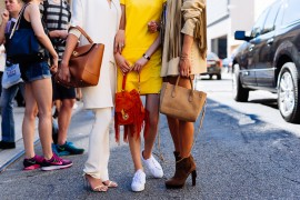 The Best Bags of NYFW Spring 2016 Street Style – Days 7 & 8