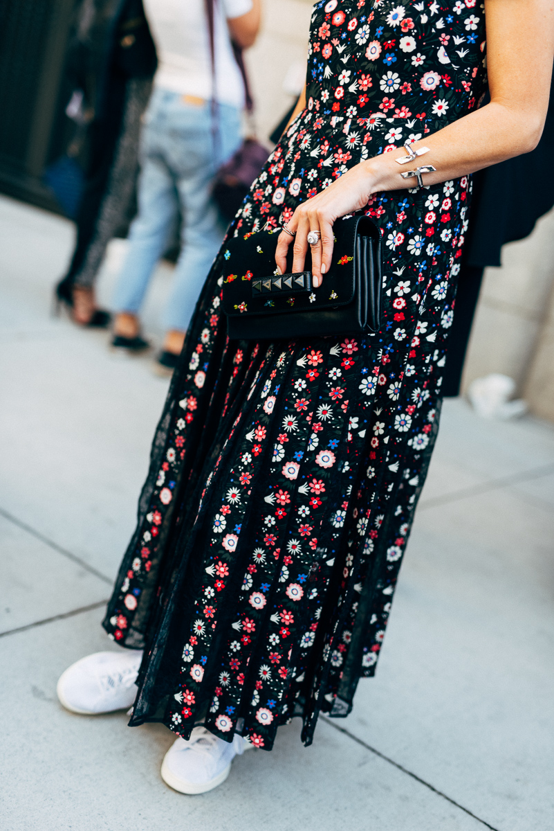 37818d3b7b96 The Best Bags of NYFW Spring 2016 Street Style – Days 7   8 - PurseBlog