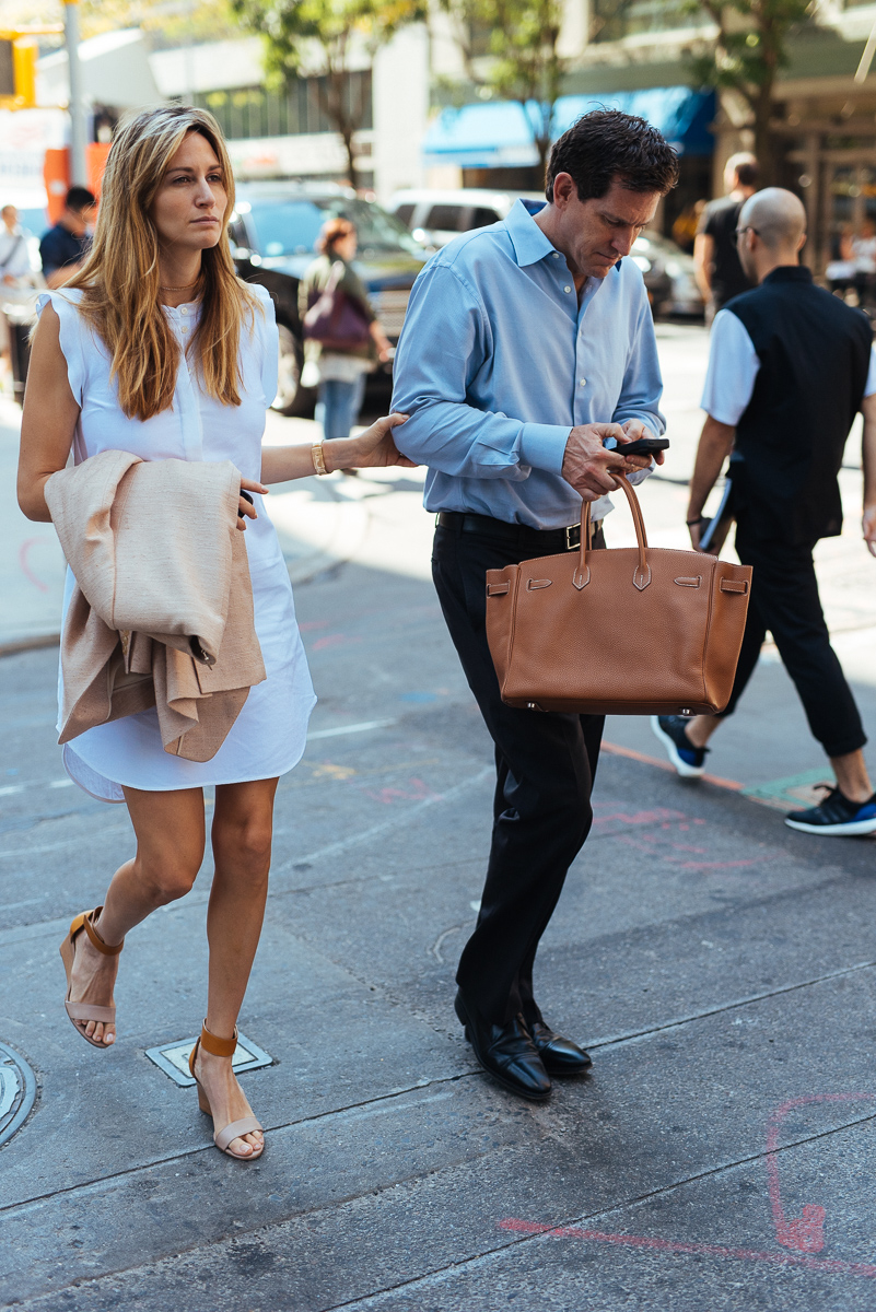 The Best Bags Of Nyfw Spring 2016 Street Style Days 7