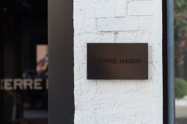A Look Inside the Pierre Hardy NYC Boutique