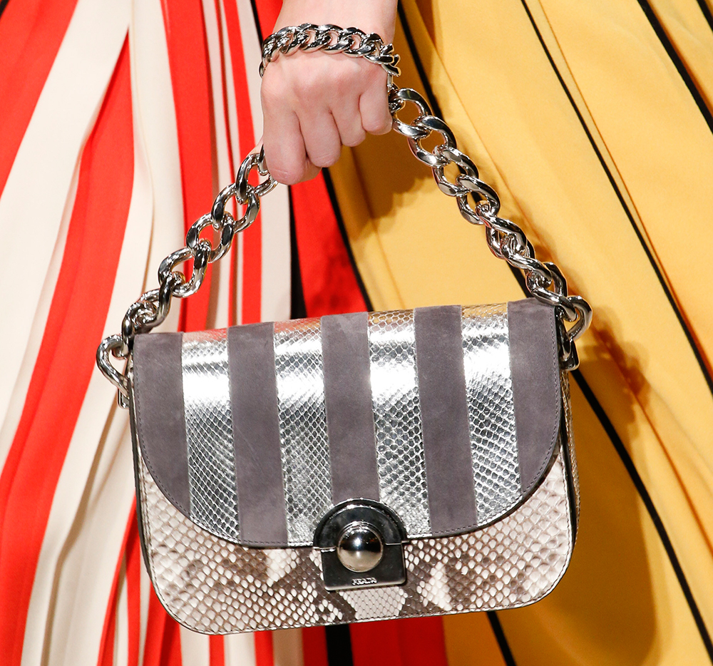 prada vela nylon tote - Prada Maintains a Strong Trajectory with Its Spring 2016 Runway ...