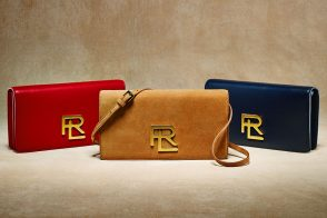 Introducing the Ralph Lauren RL Clutch