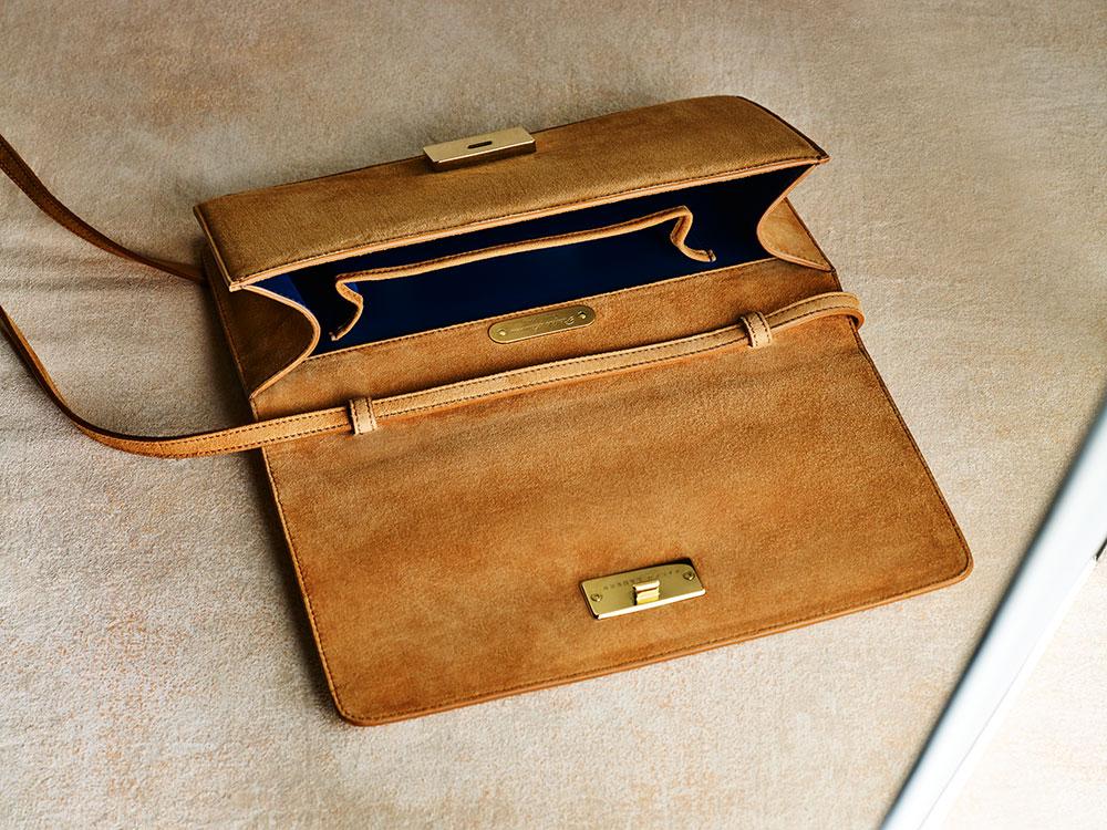Ralph Lauren RL Clutch, $1,200