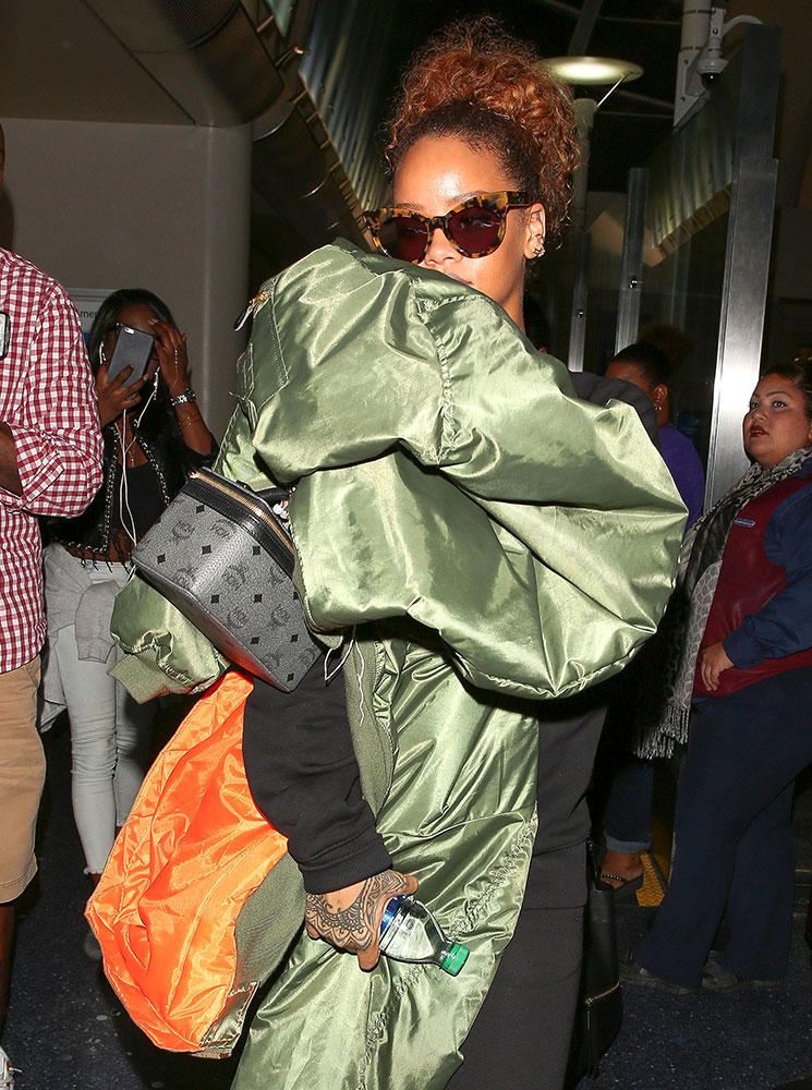 Rihanna-MCM-Cosmetic-Train-Case