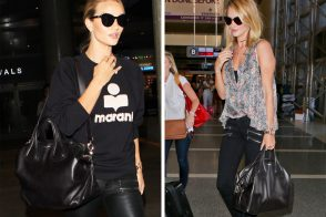 Just Can't Get Enough:  Rosie Huntington-Whiteley and Her Brand New Givenchy Nightingale