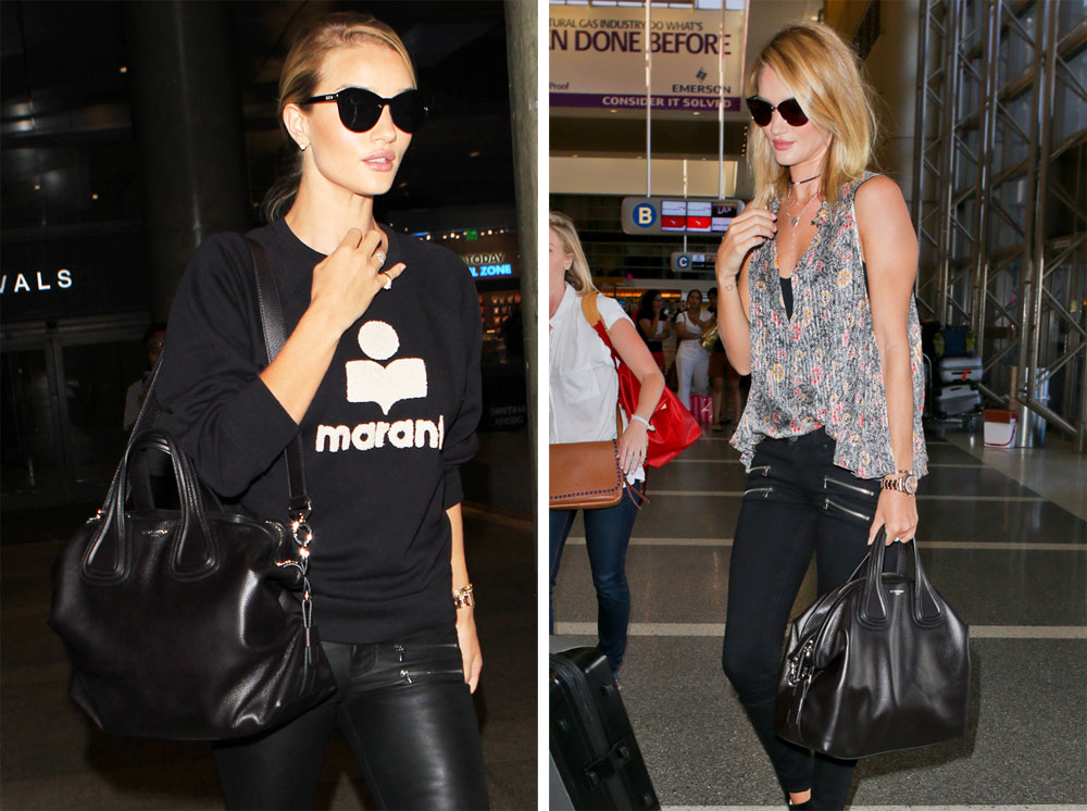 7350e31a1e Just Can t Get Enough  Rosie Huntington-Whiteley and Her Brand New Givenchy  Nightingale