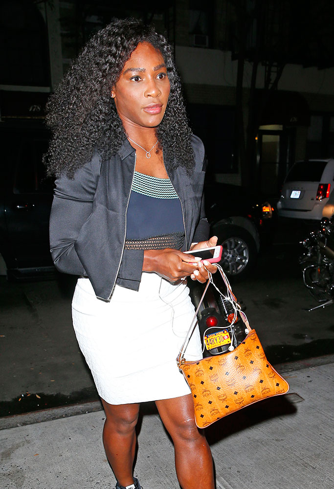 Serena-Williams-MCM-Gold-Visetos-Crossbody-Bag