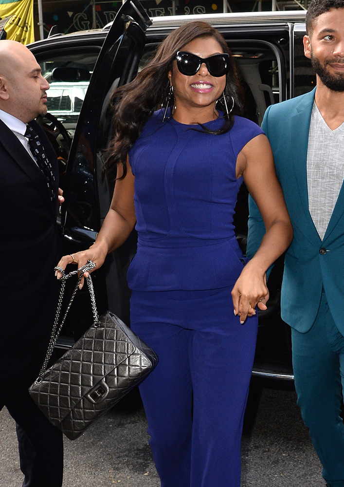 Taraji-P-Henson-Chanel-2.55-Flap-Bag