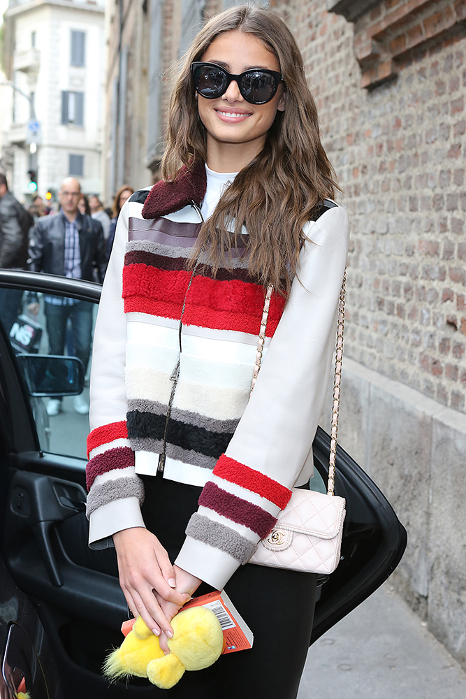 Taylor-Hill-Chanel-Mini-Flap-Bag