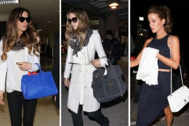 The Many Bags of Kate Beckinsale