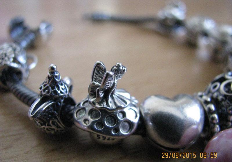 Tinkerbell-Charm