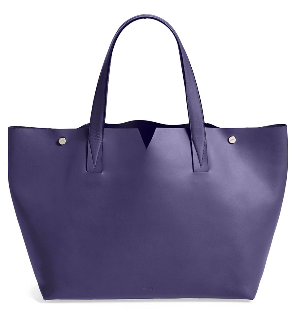 Vince-Signature-Collection-Leather-Tote