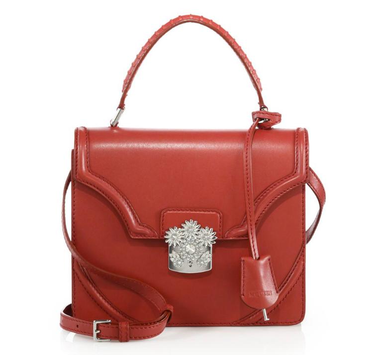 Alexander-McQueen-Top-Handle-Bag