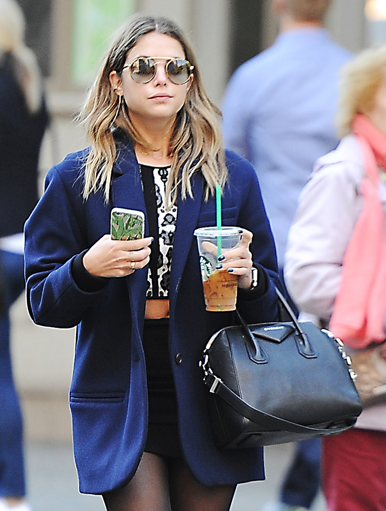 Ashley-Benson-Givenchy-Antigona-Bag
