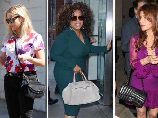Celebs Continue to Dine at Craig's with Beautiful Bags from Bottega Veneta and Chanel