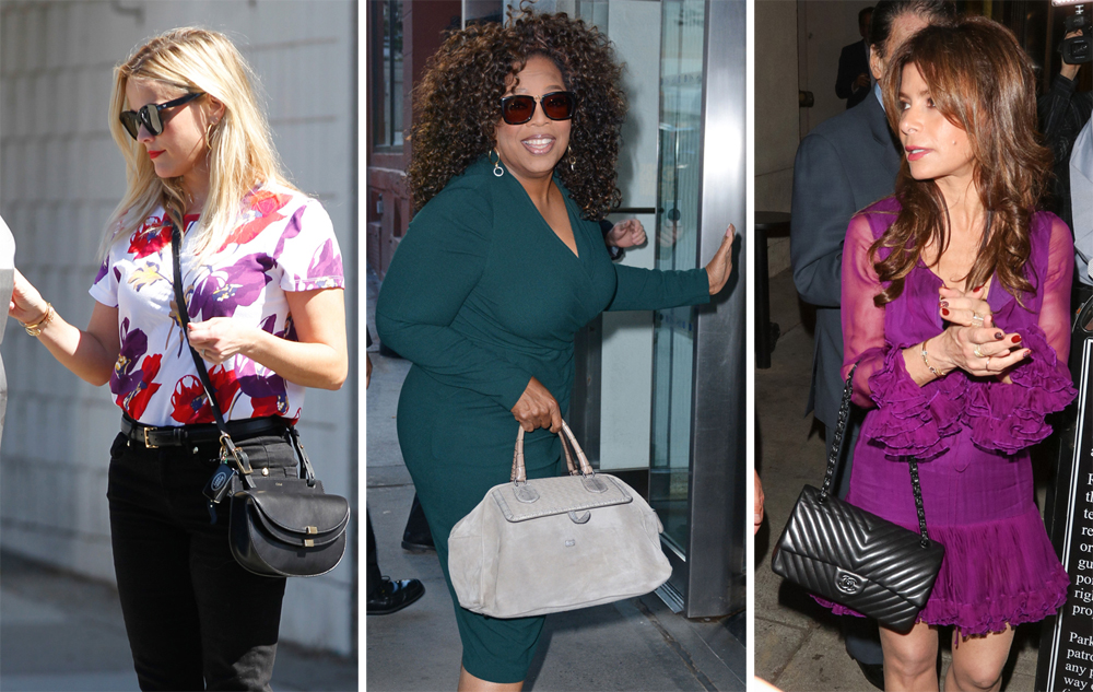 06c8c49449 Celebs Continue to Dine at Craig s with Beautiful Bags from Bottega Veneta  and Chanel