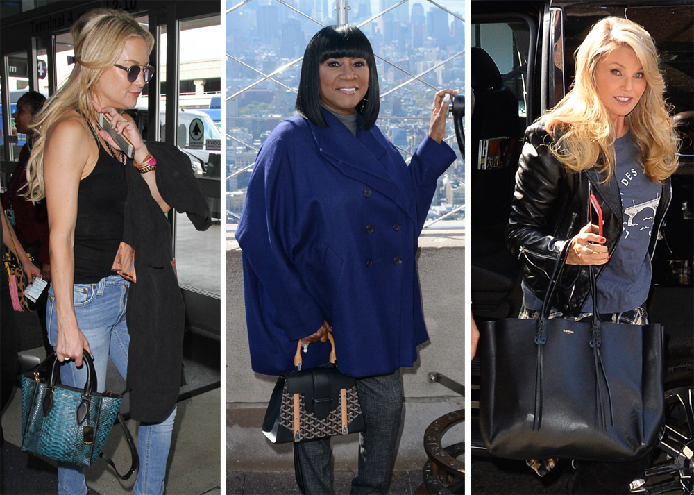 hermes bucket bag - Celebs Surprised Us with New, Novel and Surprisingly Affordable ...