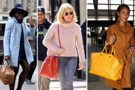 Autumnal Hues and Bucket Bags are Having a Moment with Celebs This Week