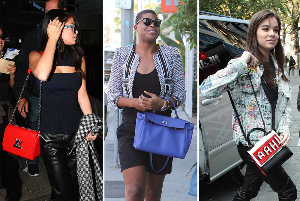 Bags are Getting Boxier & One Saint Laurent Bag is Gaining ...