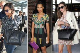 This Week, Celebs Fall Back on Their Favorite Céline Bags and More