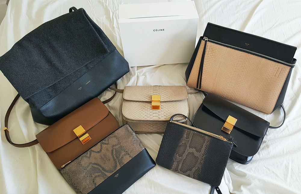 Celine-Bag-Collection