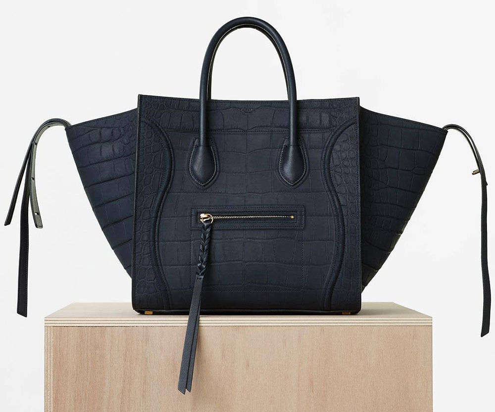 celine nano price - UPDATE: C��line's Resort 2016 Bag Lookbook Has Been Updated with 21 ...
