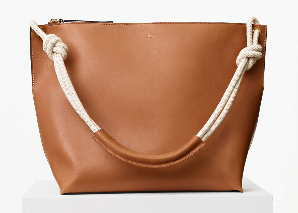 Celine-Medium-Sailor-Bag-Tan