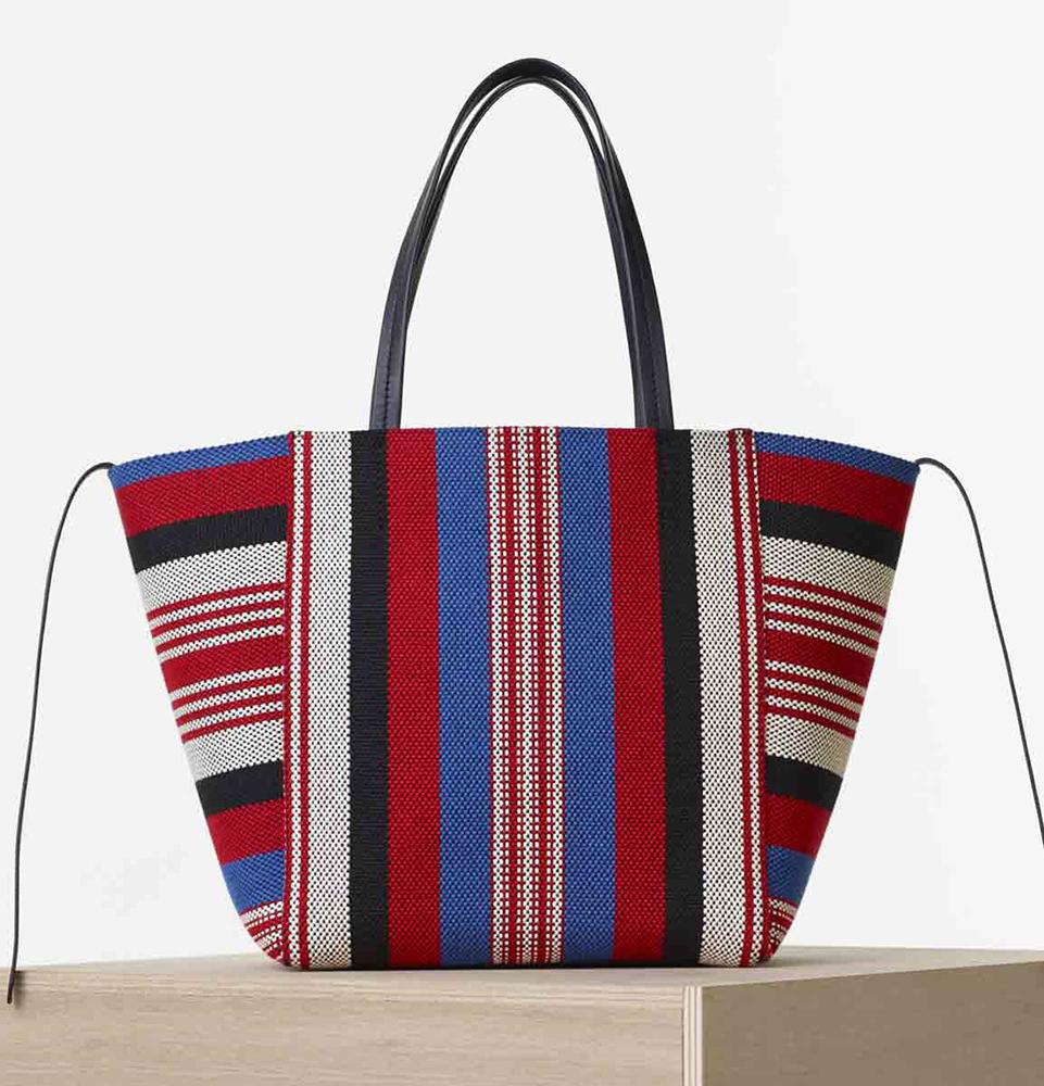 Celine-Phantom-Cabas-Tote-Textile