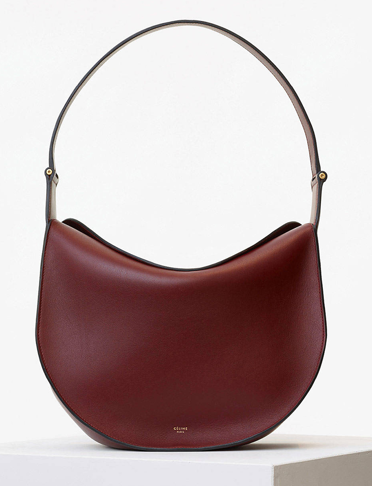 Celine-Round-Flap-Bag