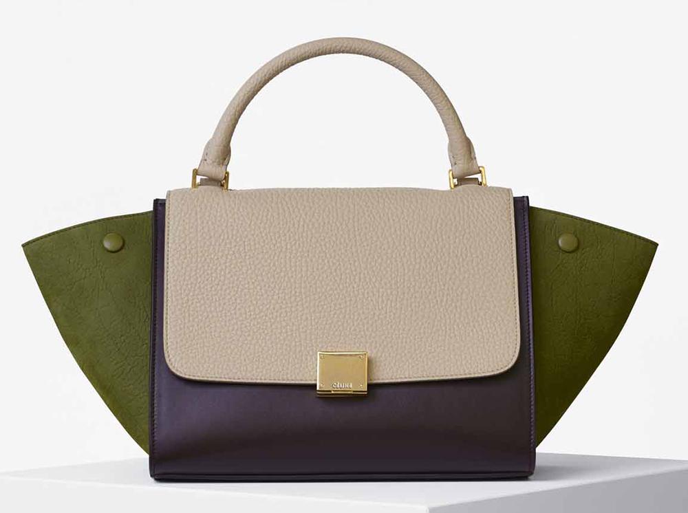 Celine-Small-Trapeze-Bag-Ivory-Tricolor