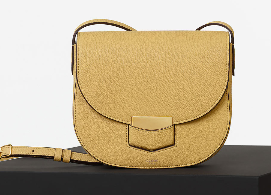 Celine-Small-Trotteur-Bag-Vanilla