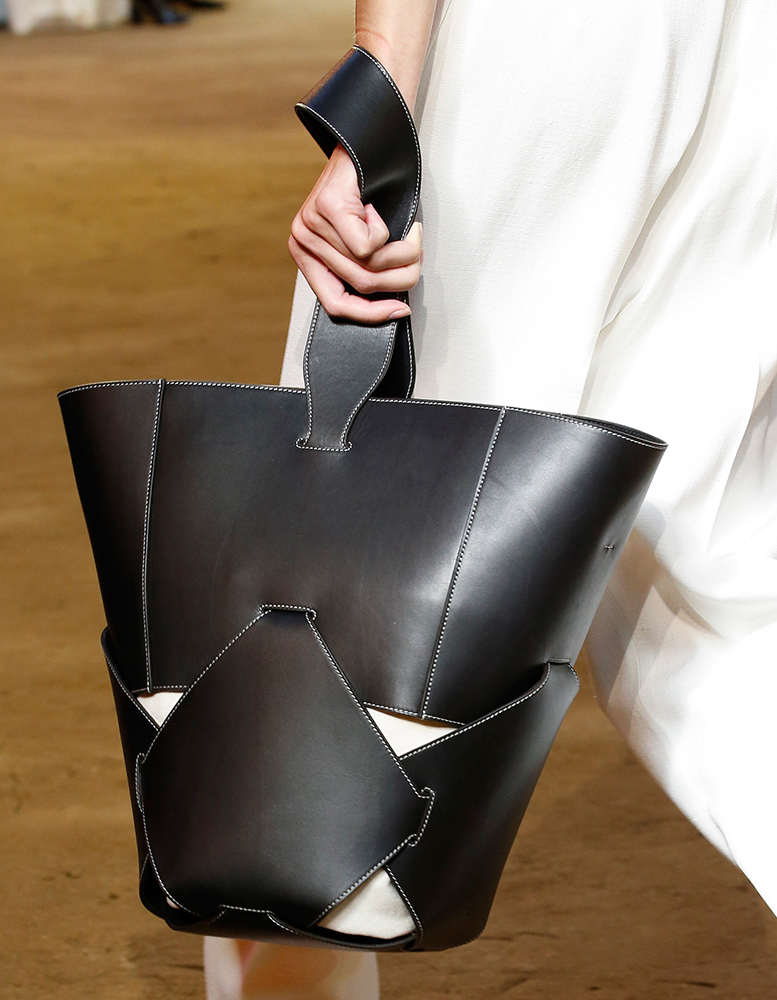 how much are celine luggage totes - C��line Keeps Things (Mostly) Weird for Its Spring 2016 Runway Bags ...