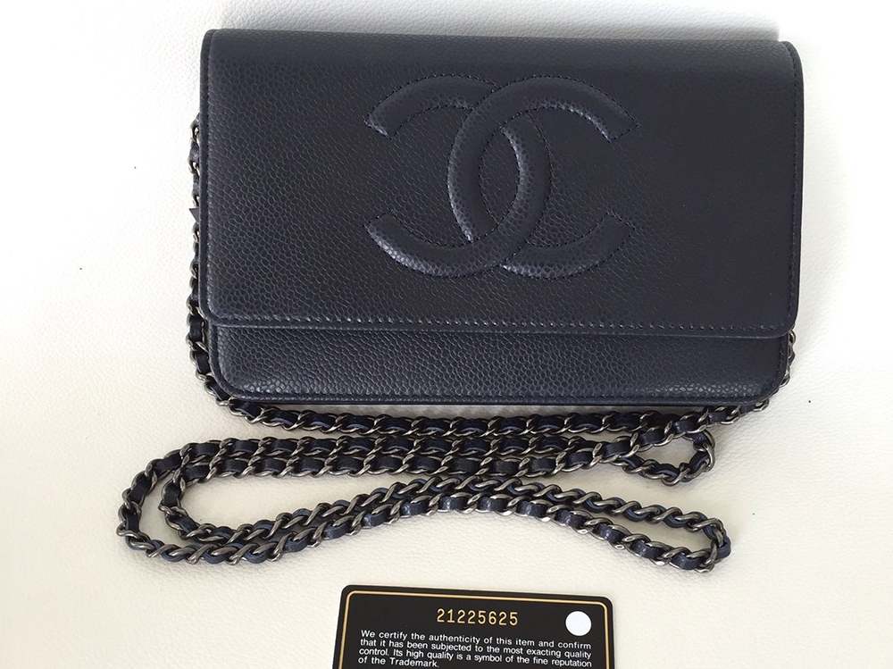 Chanel-Wallet-on-Chain-Bag