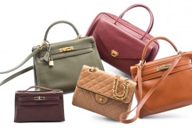 Christie's Latest Handbag Auction is Full of Ideal Handbags for Fall from Hermès, Céline and More