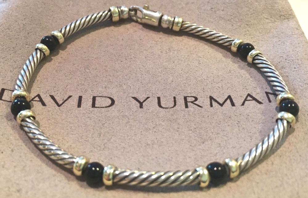 David-Yurman-Hampton-Onyx-Bracelet