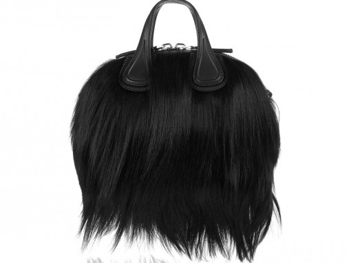 Fill in the Blank: The Givenchy Goat Hair Nightingale Bag is…
