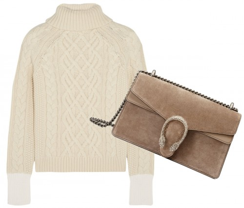 Gucci Dionysus and Sweater