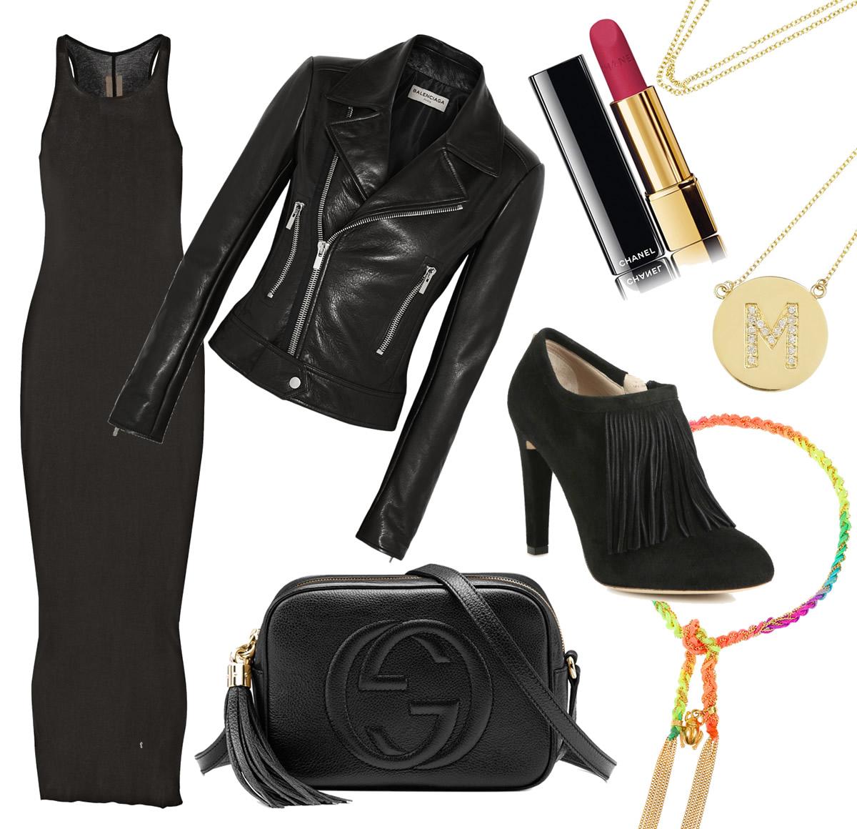 Gucci Soho Disco Bag Look 2