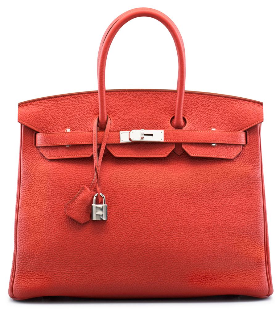 Hermes-Birkin-Vermillion-Togo-Leather-35cm