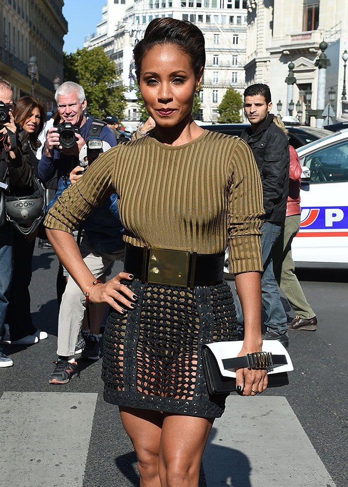 Jada-Pinkett-Smith-Balmain-Clutch