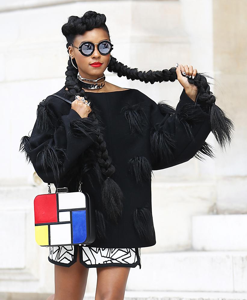 Janelle-Monae-Les-Petits-Joueurs-Petit-Diana-Mondrian-Bag