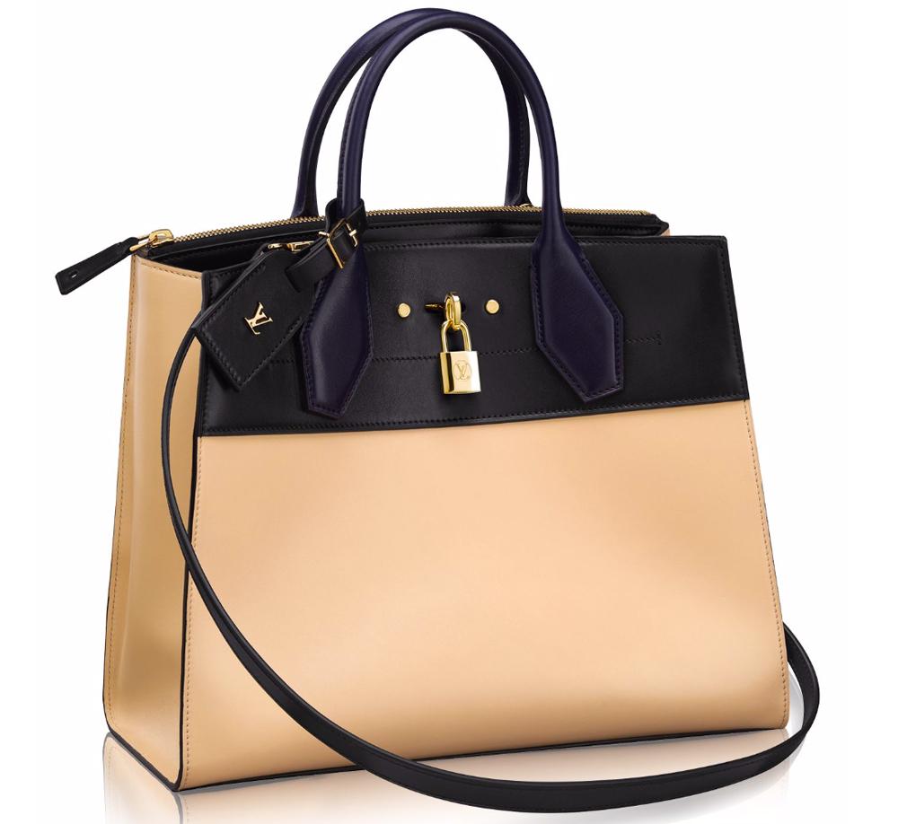 d55a625cd190 Introducing the Louis Vuitton City Steamer Bag - PurseBlog
