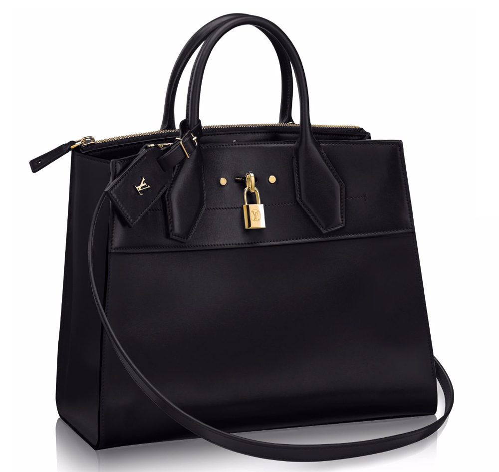 Louis-Vuitton-City-Steamer-Tote-MM-Black