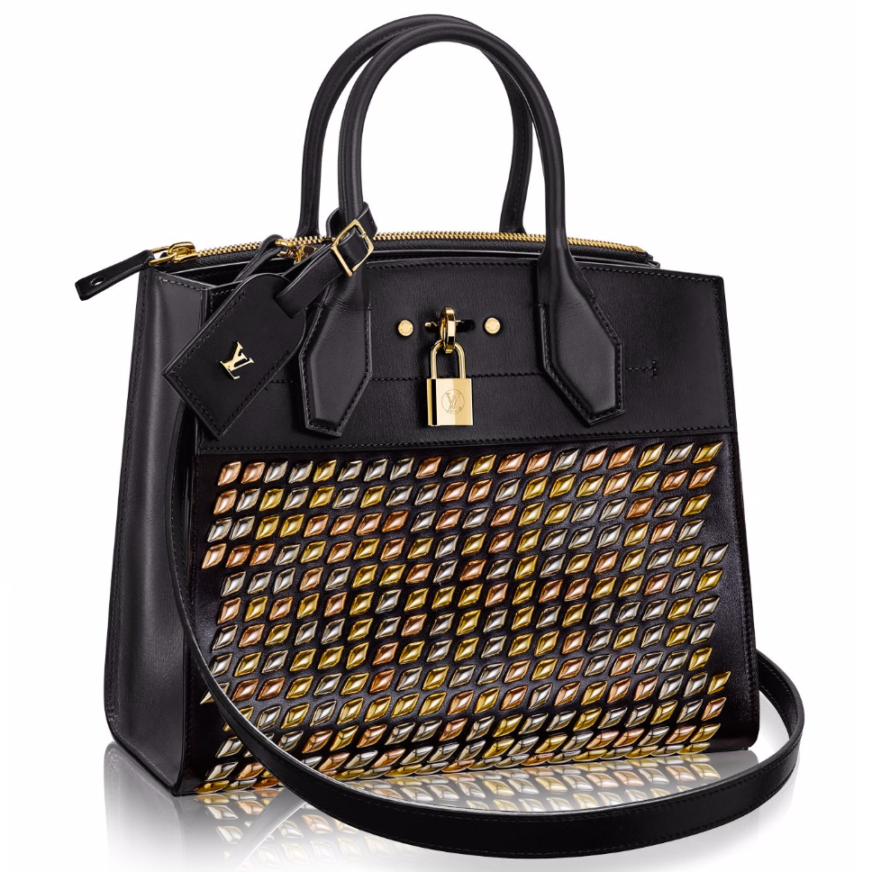 Introducing the Louis Vuitton City Steamer Bag - PurseBlog