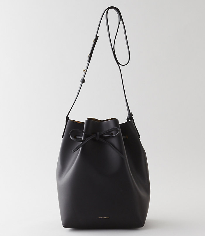 Mansur Gavriel Bucket Bag, $595 via Steven Alan
