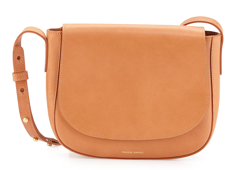 Mansur Gavriel Crossbody Bag, $495 via Bergdorf Goodman