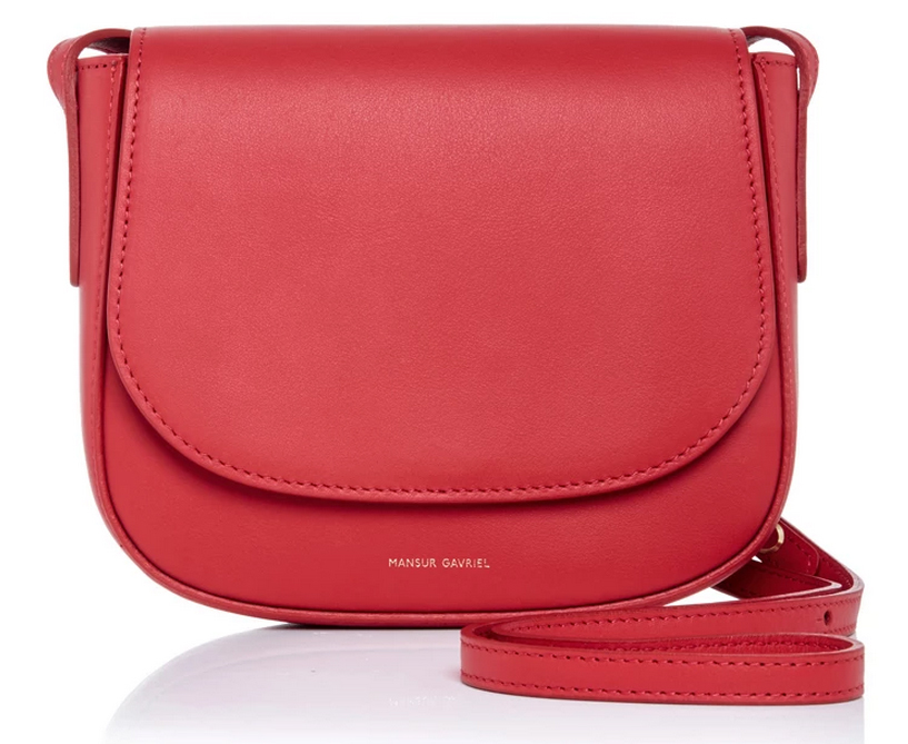 Mansur Gavriel Crossbody Bag, $525 via Moda Operandi