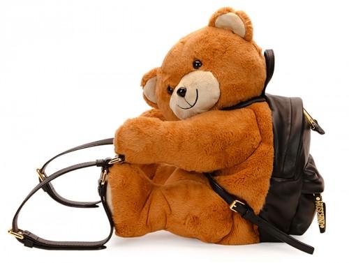 Moschino Bear Hug Backpack