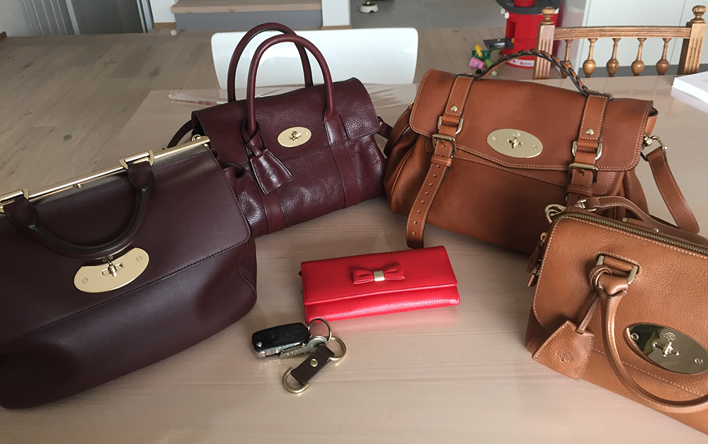 Mulberry-Bag-Collection